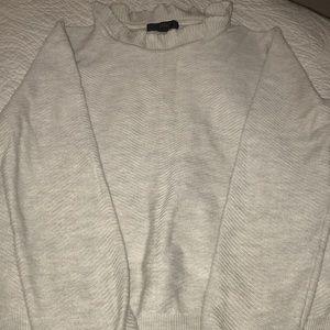 J. Crew Sweaters - Jcrew ruffle neck pullover sweater